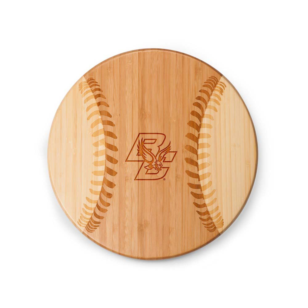 Boston College Eagles Home Run! Baseball Cutting Board