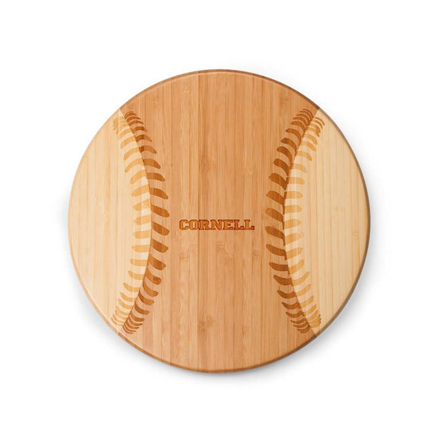 Cornell Big Red Home Run! Baseball Cutting Board