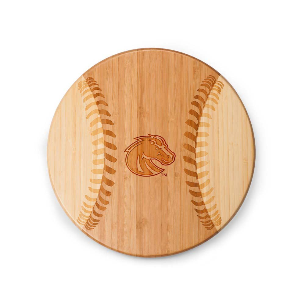 Boise State Broncos Home Run! Baseball Cutting Board
