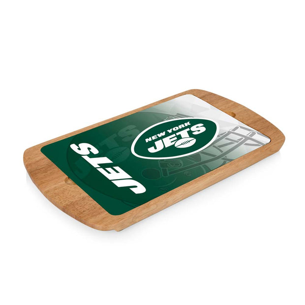 New York Jets Billboard Serving Tray