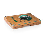 New York Jets Cutting Board, Serving Tray & Cheese Tool Set
