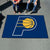 Indiana Pacers Tufted 96 x 60 Area Rug