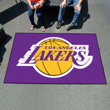 Los Angeles Lakers Tufted Area Rug Ultimat Rug