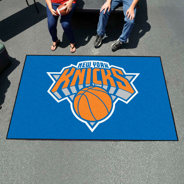New York Knicks Tufted Area Rug Ultimat Rug