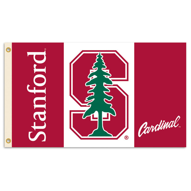Stanford Cardinals House Flag