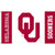 Oklahoma Sooners Outdoors House Flag - Team Sports Gift