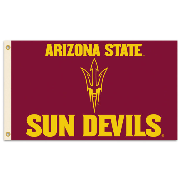 Arizona State Sun Devils House Flag