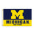 Michigan Wolverines Team Nation Flag - Team Sports Gift