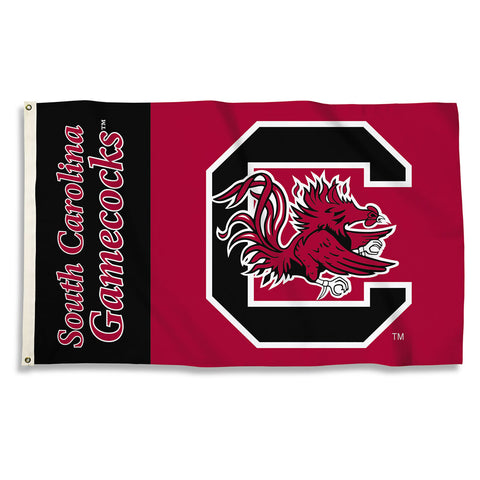 South Carolina Gamecocks House Flag