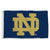 Notre Dame Fighting Irish Team Logo Flag - Team Sports Gift