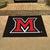 Miami-Ohio Redhawks Tufted 45 x 34 Area Rug