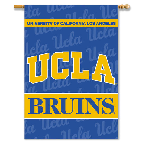 UCLA Bruins 2-Sided Outdoor Banner Flag