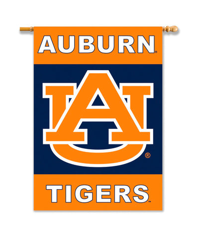 Auburn Tigers 2-Sided Outdoor Banner Flag
