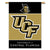 UCF Golden Knights 2-Sided Outdoor Banner Flag - Team Sports Gift