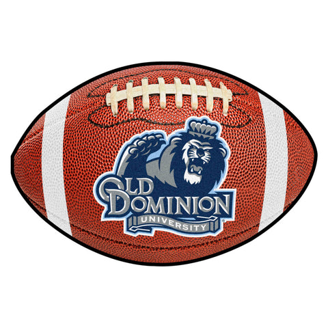 Old Dominion Monarchs Touchdown Football Area Rug