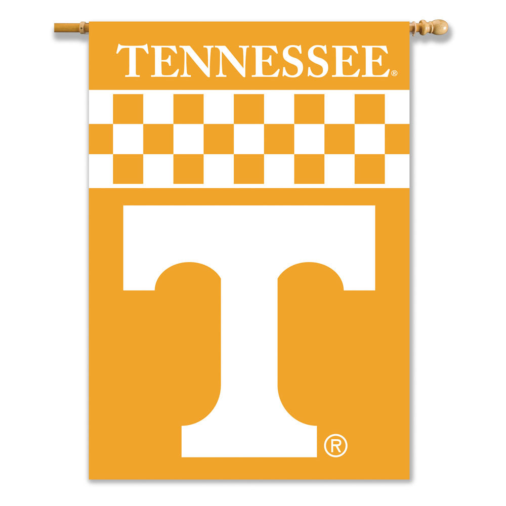 Tennessee Volunteers 2-Sided Outdoor Banner Flag