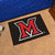 Miami-Ohio Redhawks Tufted 30 x18 Area Rug