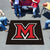 Miami-Ohio Redhawks Tufted 72 x 48 Area Rug