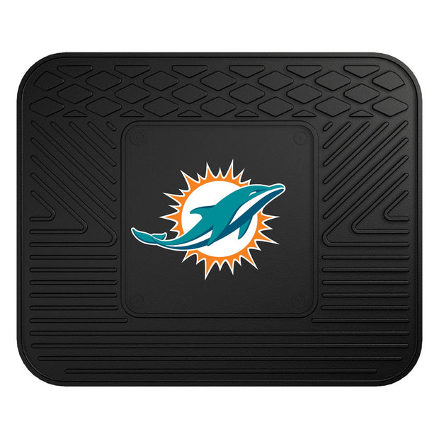 Miami Dolphins Utility Floor Mat - Team Sports Gift