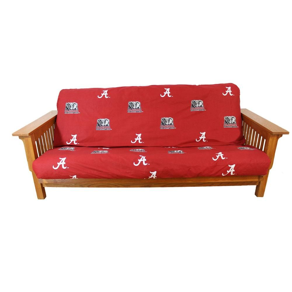 Alabama Crimson Tide Futon Cover