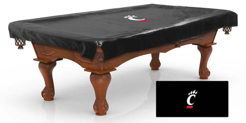 Cincinnati Bearcats Billiard Table Cover