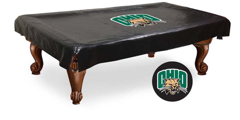 Ohio Bobcats Billiard Table Cover