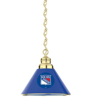 New York Rangers Pub Pendant Light