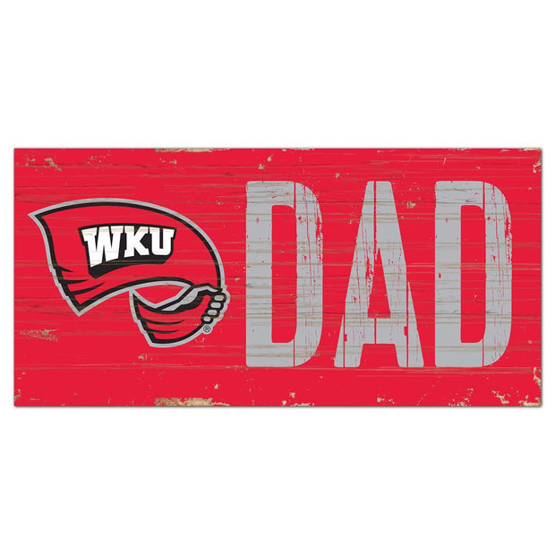 Western Kentucky Hilltoppers Celebrates Dad