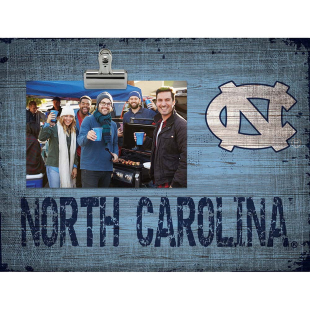 University of North Carolina Tar Heels Clip Picture Frame