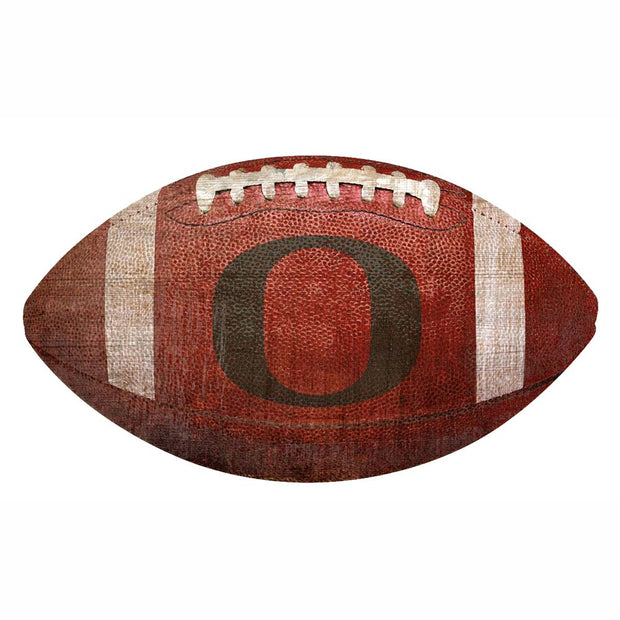 Oregon Ducks Football Novelty Sign