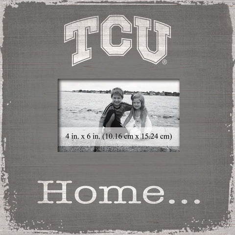 TCU Horned Frogs Home Photo Frame