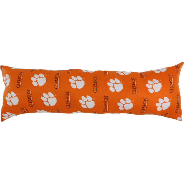 "Clemson Tigers 60"" Body Pillow"