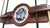 Georgetown Hoyas 2 Piece Billiard Cue Rack - Team Sports Gift