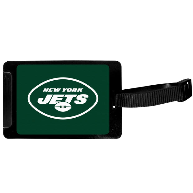 Set of 4 New York Jets Luggage Tags