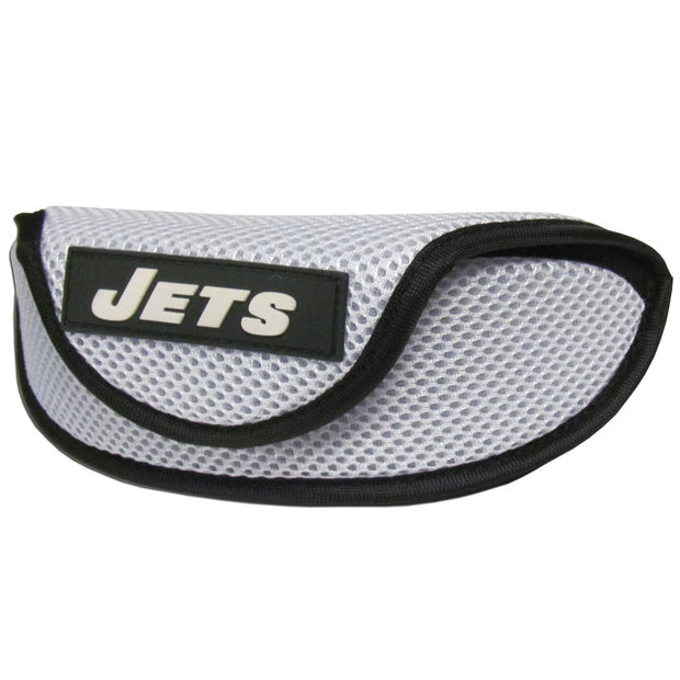 New York Jets Jersey Mesh Eyeglass Case