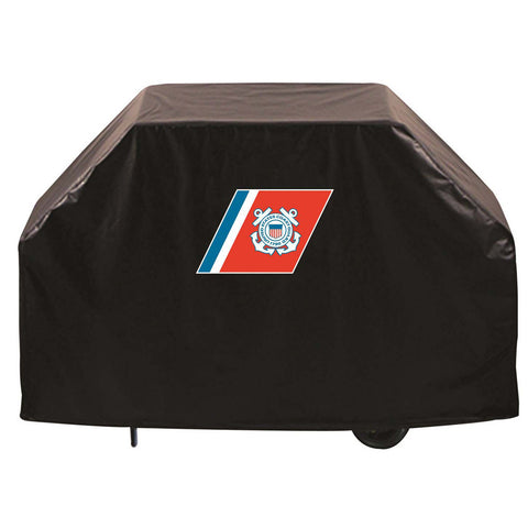 Coast Guard Bears Commercial Grade BBQ Grill Cover