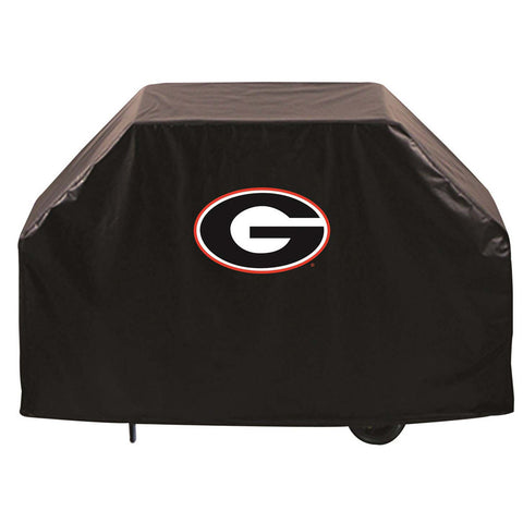 Georgia Bulldogs Commercial Grade BBQ Grill Cover