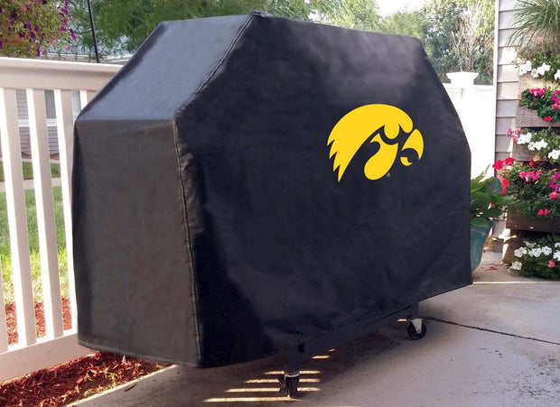 Iowa Hawkeyes Commercial Grade BBQ Grill Cover