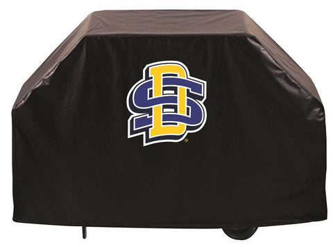 South Dakota State Jackrabbits Commercial Grade BBQ Grill Cover