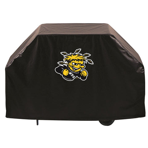 Wichita State Shockers Commercial Grade BBQ Grill Cover