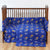 Kansas Jayhawks 5pc. Baby Crib Bedding Set - Team Sports Gift