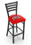 UNLV Rebels Ladder Back Barstool - Team Sports Gift