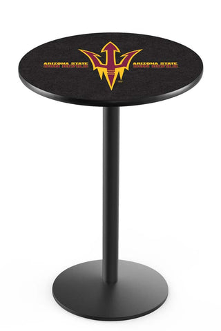 Arizona State Sun Devils Cafe Table w/ Round Base