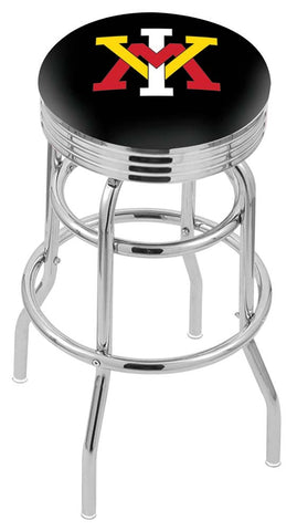 Virginia Military Institute Keydets Retro Swivel Bar Stool