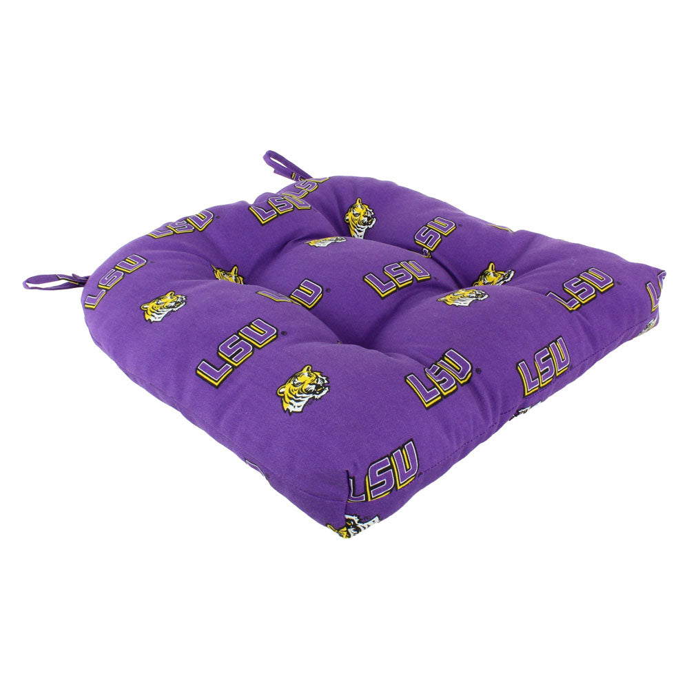 LSU Tigers Outdoor Seat Cushion