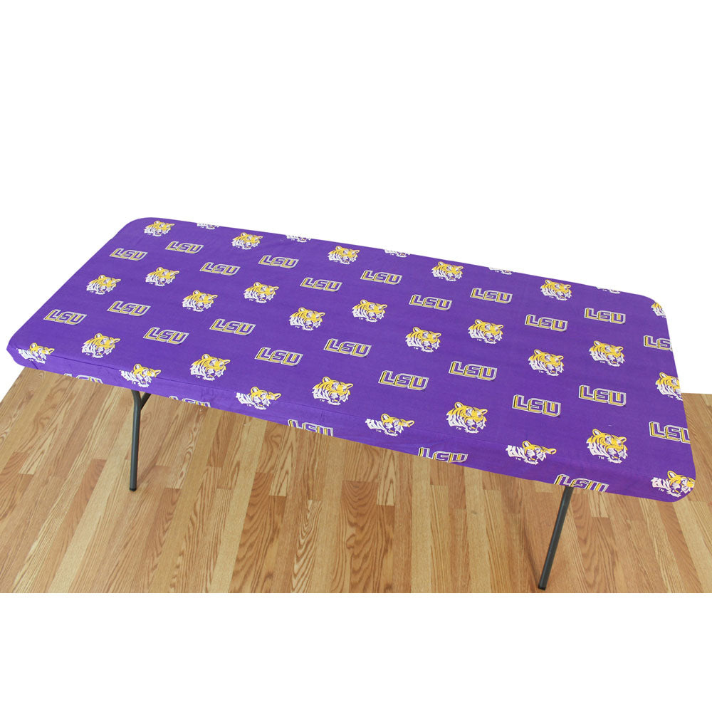 LSU Tigers Table Cover