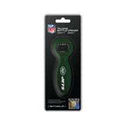 New York Jets Talking Bottle Opener