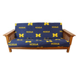 Michigan Wolverines Futon Cover