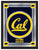 Cal Golden Bears Logo Wall Mirror - Team Sports Gift