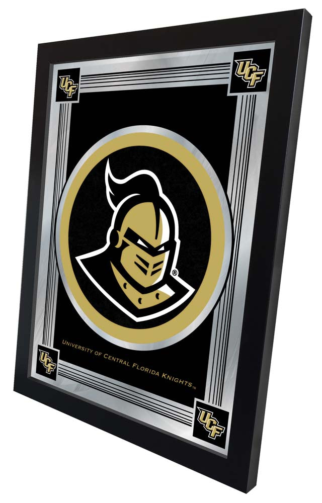 Ucf Knights Logo Wall Mirror